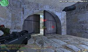 Counter Strike 1.6 с читами