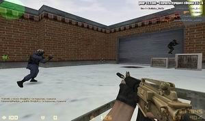 Counter Strike 1.6 Gold