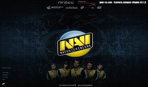Counter Strike 1.6 от Navi Gaming