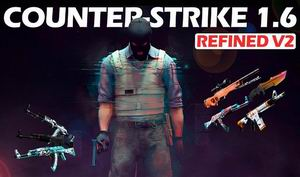 Counter Strike 1.6 Refined версия 2